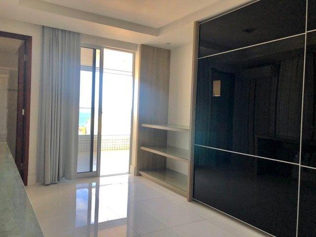 Apartamento com 4 dormitórios à venda, 220 m² por R$ 1.500.000 - Manaíra - João Pessoa/PB - Foto 8