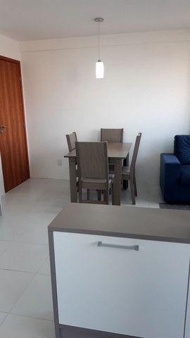 Apartamento TOP mobiliado para aluguel na Tamarineira - Foto 3