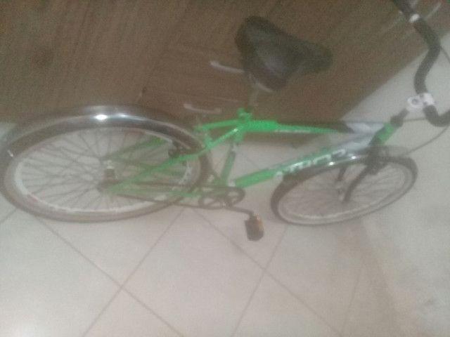 Bicicleta peças novas montei mais precisarei vender pouco usada , em perfeito estado!