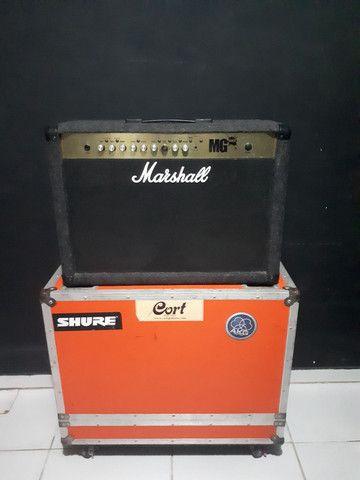 Cubo marshall mg100fx