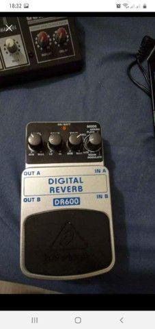 Vendocou troco kit de equipamento musical - Foto 2