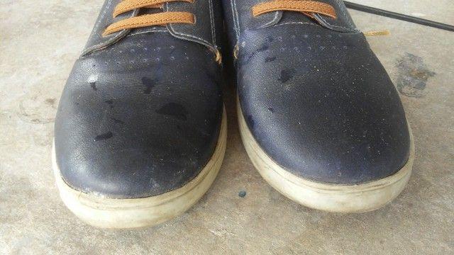Sapato infantil masculino n 36 - Foto 3