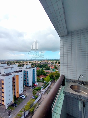 JS- Lindo apartamento de 3 quartos no Barro - José Rufino - Edf. Alameda Park - Foto 8