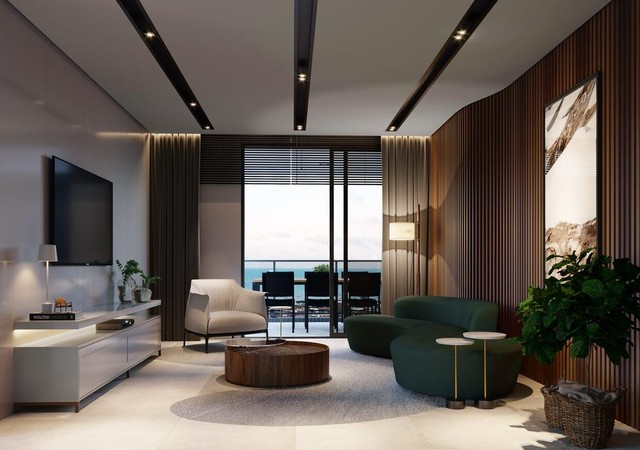Apartamento com 3 dormitórios à venda, 87 m² por R$ 530.000,00 - Manaíra - João Pessoa/PB - Foto 12