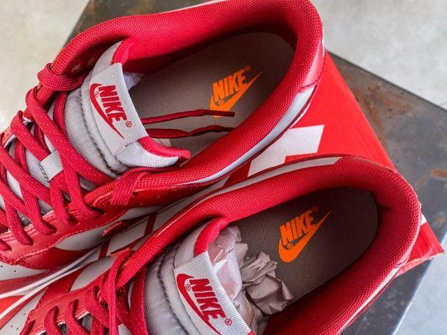 Nike Dunk Low Medium Grey - Foto 4