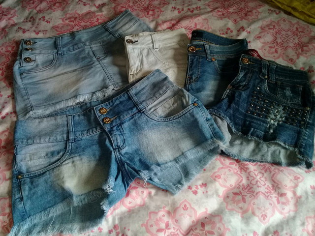 Shorts jeans (TODAS POR 50.00) - Foto 2