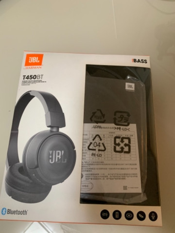 Headphone JBL T 450BT - Foto 4