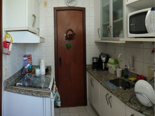 Alugo Apto Mobiliado com 80m² na Pituba, 3/4 com 01 Suíte, Varanda, Garagem Coberta, Infra - Foto 12