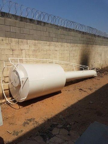 Caixa d'água modelo Taça Torre seca de 3 mil litros  - Foto 2