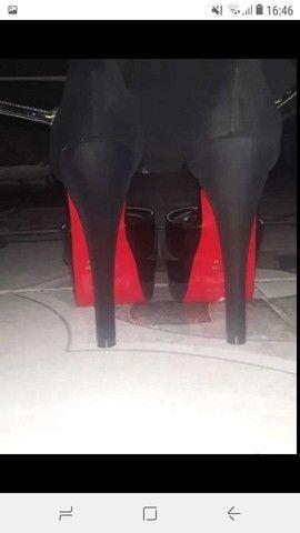 Sapato alto da marca Gabriela - Foto 2