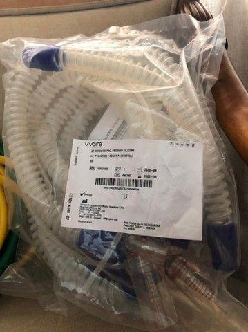 Ventilador pulmonar, intermed ix5 novíssimo  - Foto 4