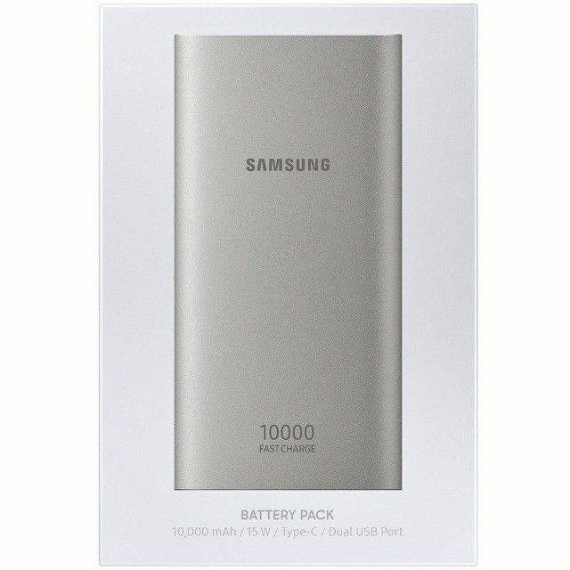 Carregador Portátil Power Bank Samsung 10000mAh - Foto 4