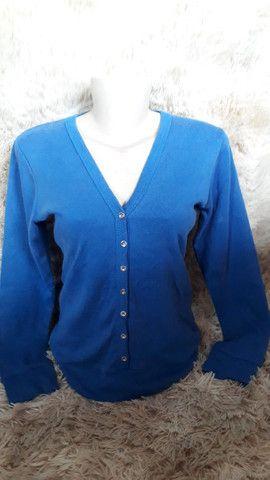 Casaco blusa de frio linda  - Foto 2
