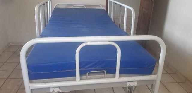 Venda de cama hospitalar m - Foto 4