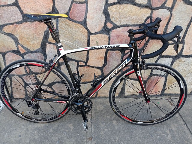 Bike speed carbono Merida Scultura