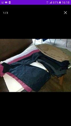 Vendo 9 calças e 8 camisas sociais - Foto 3