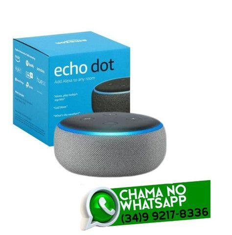 Alexa Echo Dot 3º Geração * Novidade * Fazemos Entregas