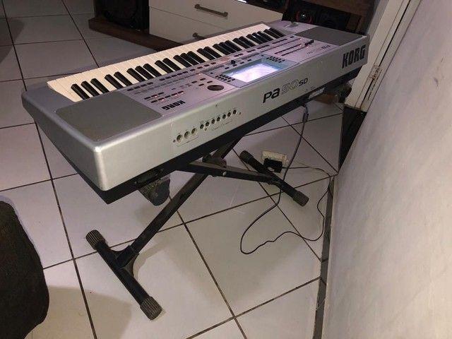Teclado PA50 SD
