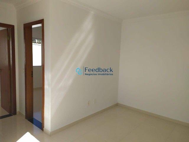 Apartamento 02 quartos, vaga de garagem - Céu Azul - Foto 6