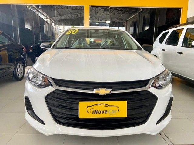 Chevrolet Onix 1.0 2020 - 1 Ano de Garantia - Ipva Pago - Foto 3