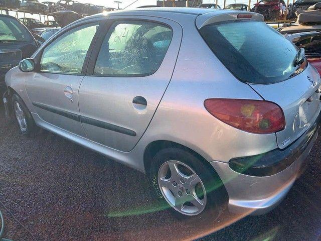 Sucata Para Venda De Peças Peugeot 206 1.6 16v Flex - Foto 5