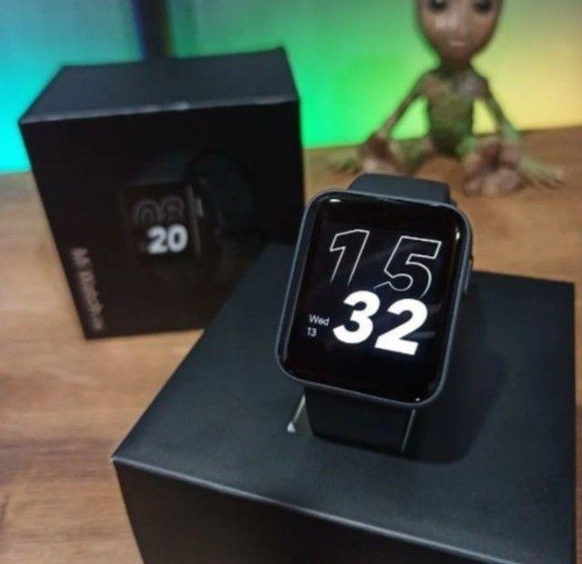 Mi Watch Lite (Novo) GPS + Promoção