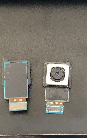 Câmera Traseira Samsung Galaxy S6 Sm-g920f - Foto 3