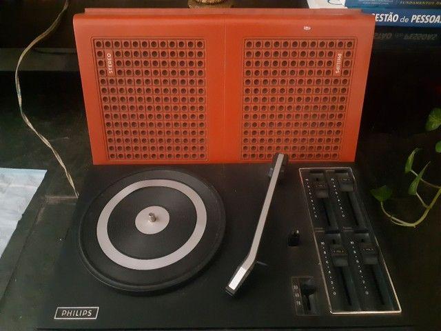 Vitrola Philips GF 623