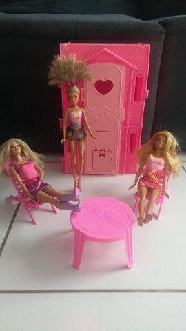 Lote bonecas - Foto 6