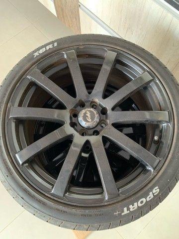 Rodas 18 com pneus