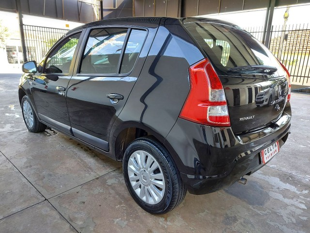 Sandero 2012 1.6 Privilege Automático  - Foto 4