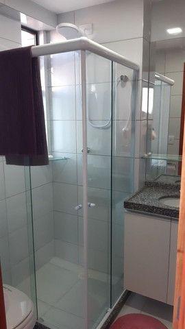 Apartamento TOP mobiliado para aluguel na Tamarineira - Foto 7