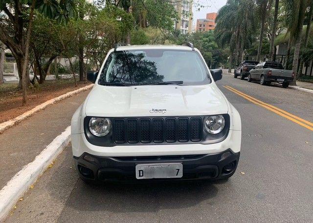 Jeep Renegade 1.8 16v Flex Sport Automático 2019 - Foto 2