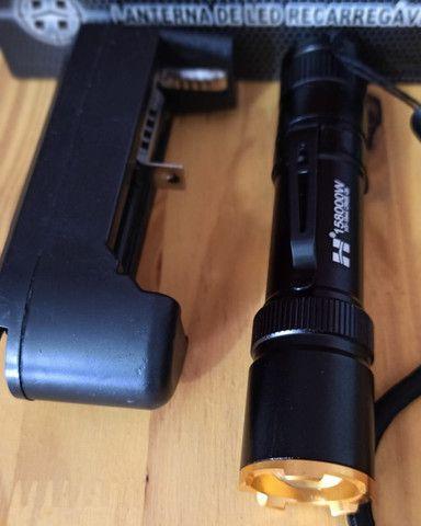 Lanterna LED mini tática HY-1844 Q5 - Foto 3