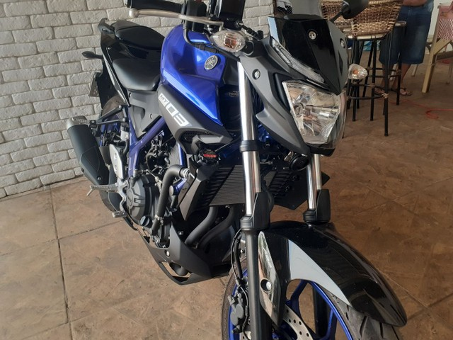 Moto Yamaha MT-03 - Foto 3