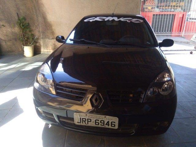 Vendo ou troco Renault Clio Legalizado - Foto 2