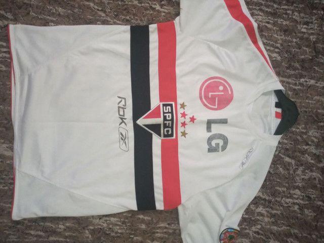 Camisa São Paulo 2007 original. - Foto 2