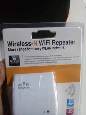 Repetidor de sinal Wi-Fi - Foto 5