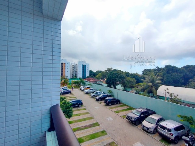 JS- Lindo apartamento de 3 quartos no Barro - José Rufino - Edf. Alameda Park - Foto 17