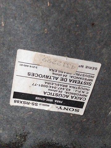 Caixa de som sony - Foto 6