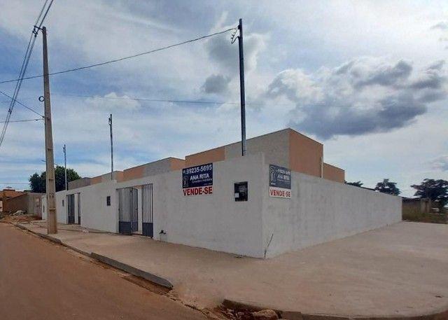 Imperdível! Casas novas em laje e porcelanato  à venda  no Chapéu do Sol - 220 mil reais - Foto 2