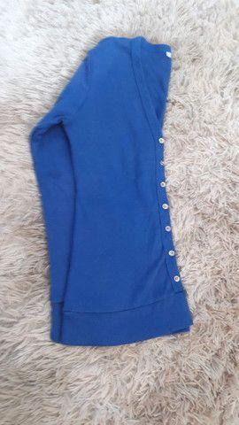 Casaco blusa de frio linda  - Foto 3