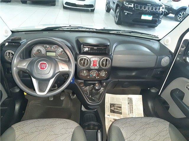 Fiat Doblo 2021 1.8 mpi essence 7l 16v flex 4p manual - Foto 8
