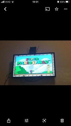 Vídeo game super Mário  - Foto 3