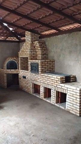 Venha conhecer nosso trabalho....churrasqueiras feitas de tijolinho maciço aparente...