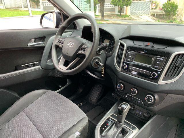 Hyundai Creta 1.6 pulse plus 2017/2018 novinho!. Único Dono  - Foto 18
