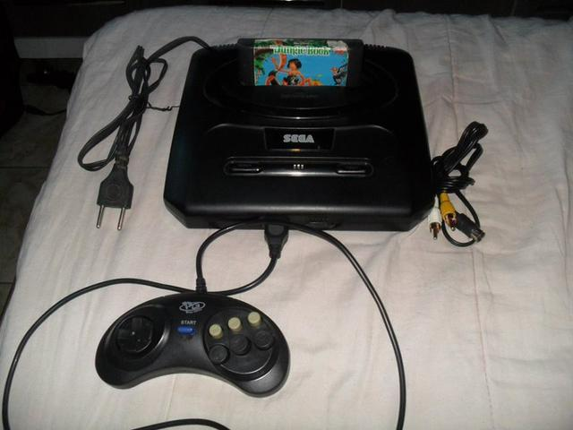 Video Game Sega Mega Drive