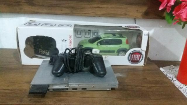 Troco ps2 & carrinho de controle remoto top em ps3 ou xbox