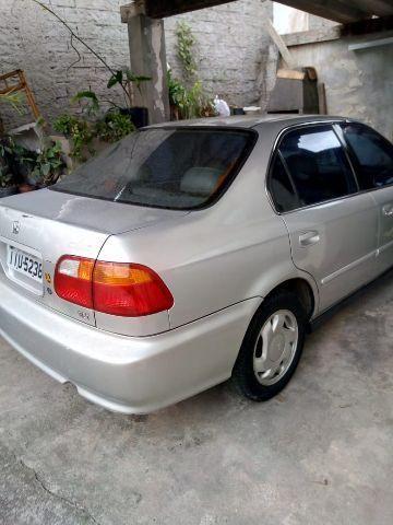 Honda Civic EX Completo