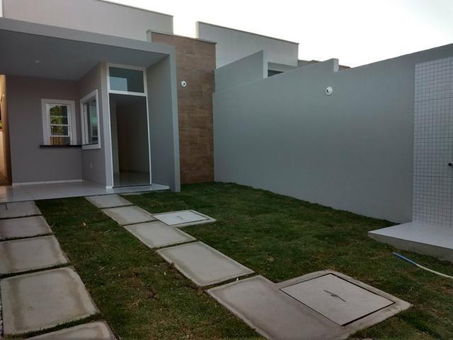 Casas planas 3 quartos, na região de MESSEJANA - Foto 4